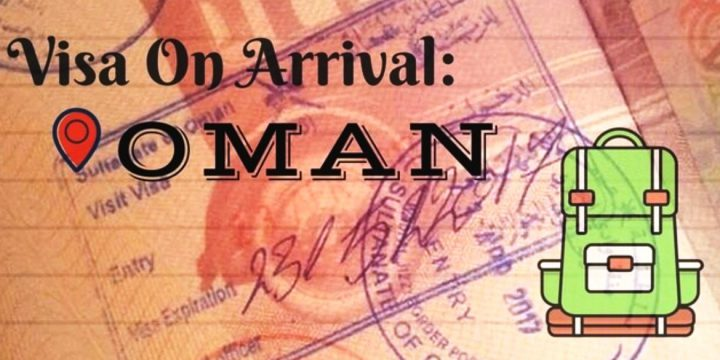On Arrival Visa for Oman
