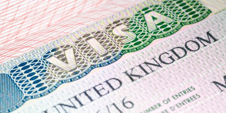 Resumption Of UK Visa Application centres in India From 6th July.